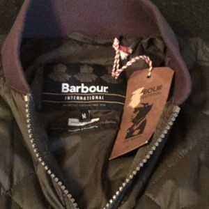 Barbour Steve McQueen bomber jacket